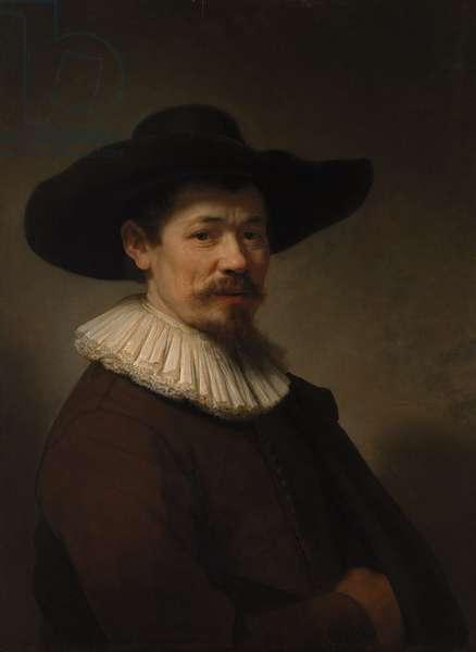 Herman Doomer, 1640 (oil on wood)
