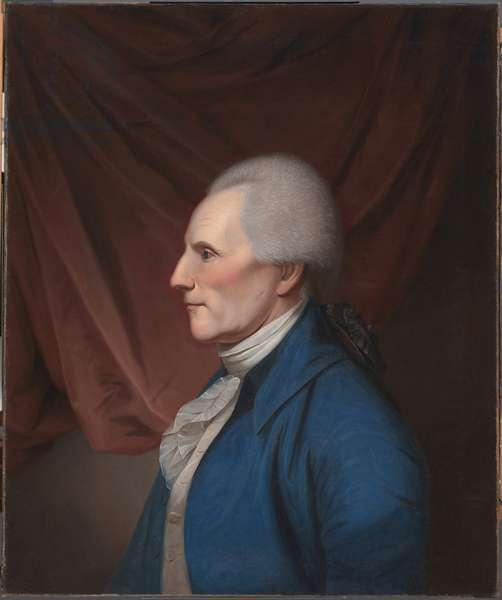 Richard Henry Lee (1732-1794), c.1795-1805 (oil on canvas)