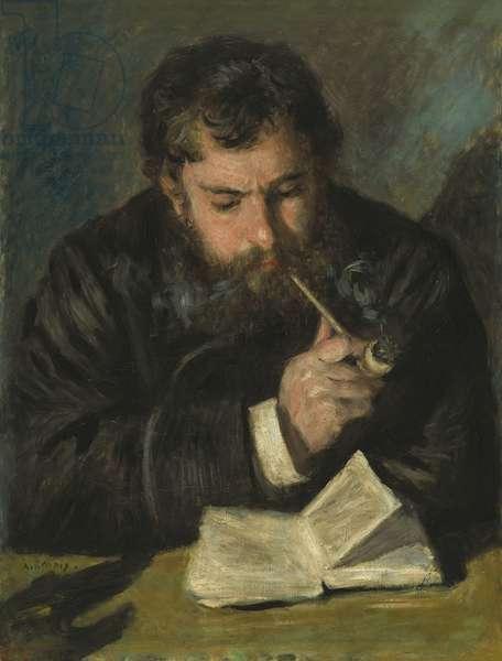 Claude Monet, 1872 (oil on canvas)