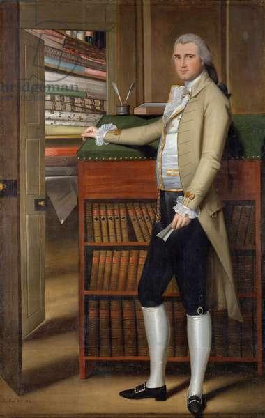 Elijah Boardman, 1789 (oil on canvas)