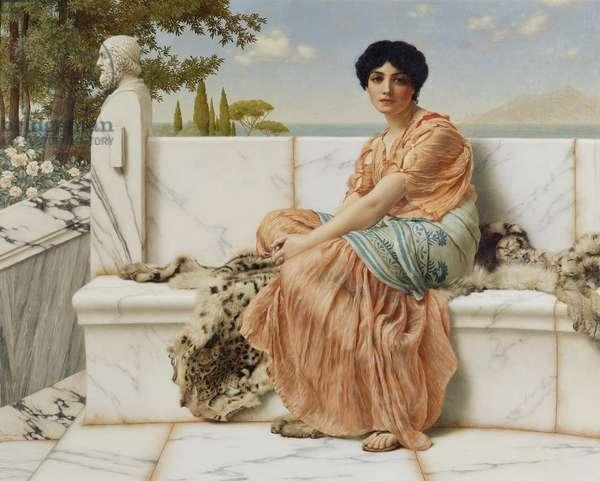 Reverie, 1904 (oil on canvas)