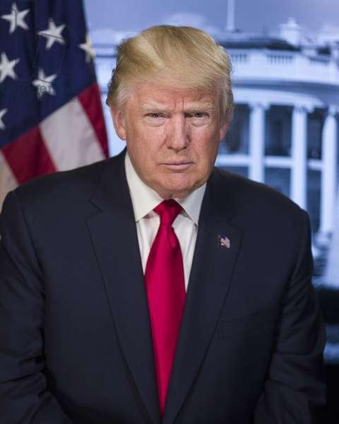 Donald Trump, 2016 (photograph)