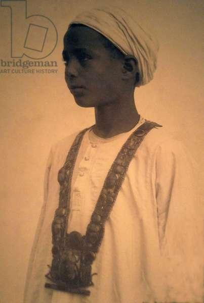 Hussein Abdel-Rassoul, c.1925 (photo)