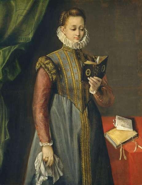 Quintilia Fischieri, c.1600 (oil on canvas)