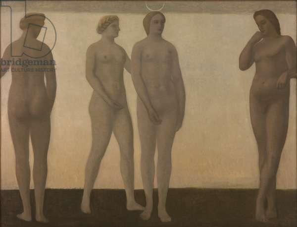 Artemis, 1893-94 (oil on canvas)