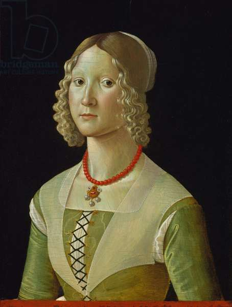 Selvaggia Sassetti, c.1487-88 (tempera on wood)