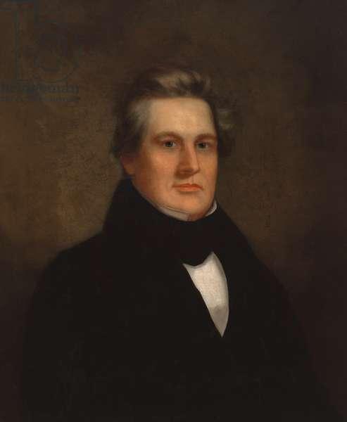 Millard Fillmore (1800-1874), c.1843 (oil on canvas)