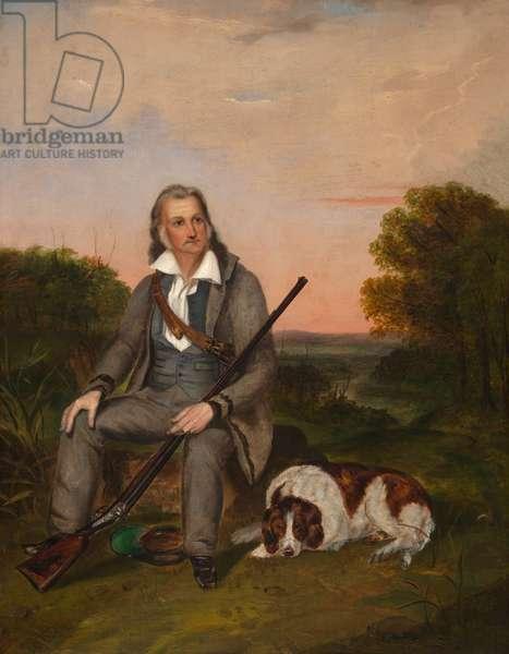 John James Audubon (1785- 1851), c.1841 (oil on canvas)
