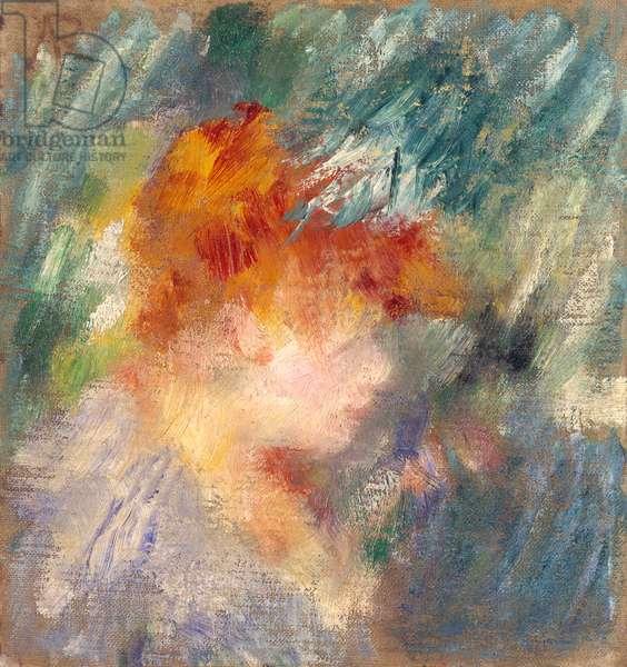 Jeanne Samary, 1878 (oil on canvas)