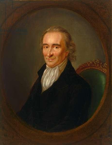 Thomas Paine (1737-1809), c.1792 (oil on canvas)
