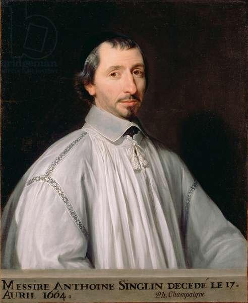 Antoine Singlin, c.1646 (oil on canvas)