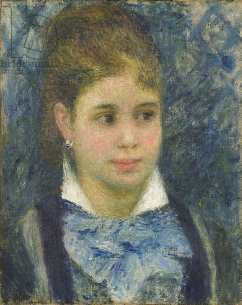 Young Parisian, c.1875 (oil on canvas)