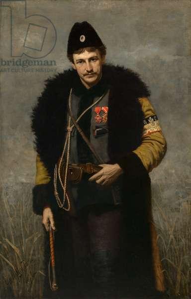 Francis Davis Millet (1846- 1912), 1878 (oil on canvas)