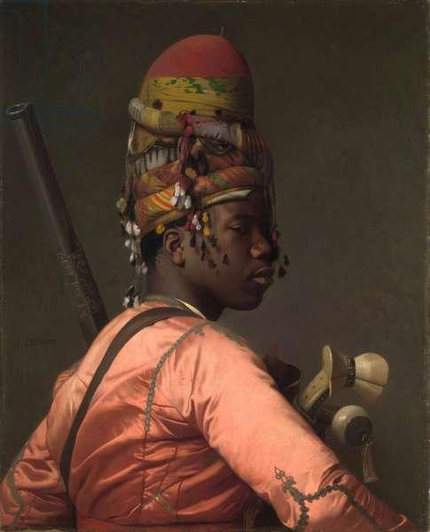 Bashi-Bazouk, 1868-69 (oil on canvas)