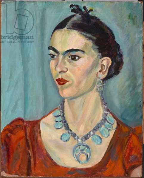 Frida Kahlo, 1933 (oil on canvas)