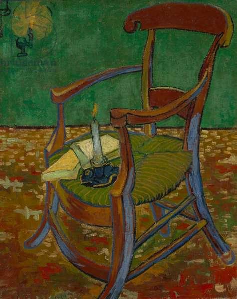Gauguin's Chair, 1888 (oil on canvas)