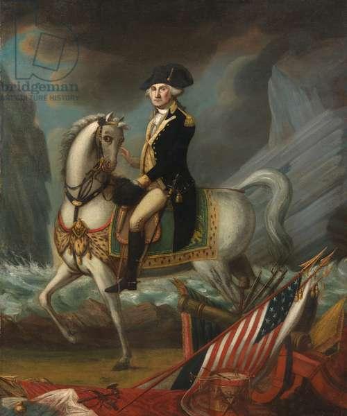 George Washington (1732-1799), 1800 (oil on canvas)