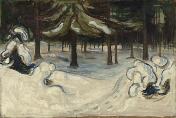 Winter, 1899 (oil)