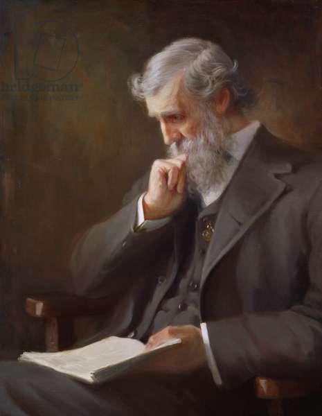 John Muir (1838-1914), c.1917 (oil on canvas)