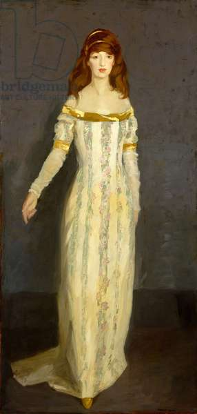 The Masquerade Dress, 1911 (oil on canvas)