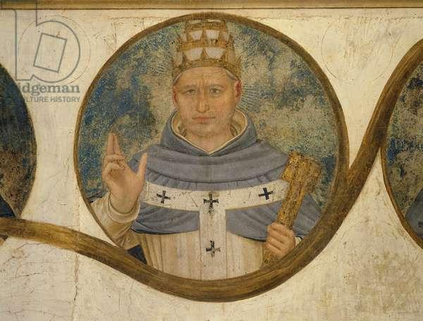 Pope Innocent V (fresco)