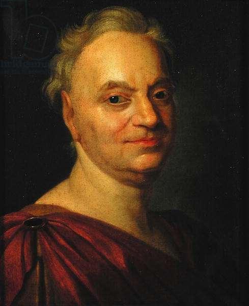 Prosper Jolyot de Crebillon (1674-1762) after Francois Boucher (oil on canvas)