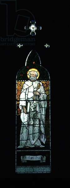 St. Peter (stained glass window)