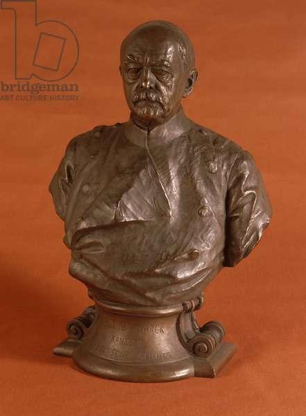 Otto von Bismarck, 1886 (bronze)