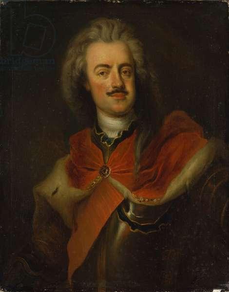 Prince Leopold of Dessau (oil on canvas)