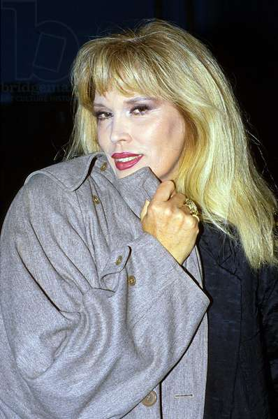 Amanda Lear C. 1985 (photo)