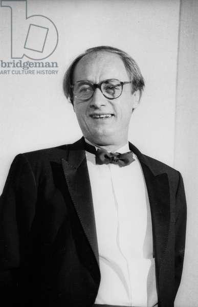 Etienne Chicot, 1989