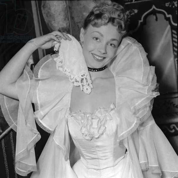 Dany Robin, 1952