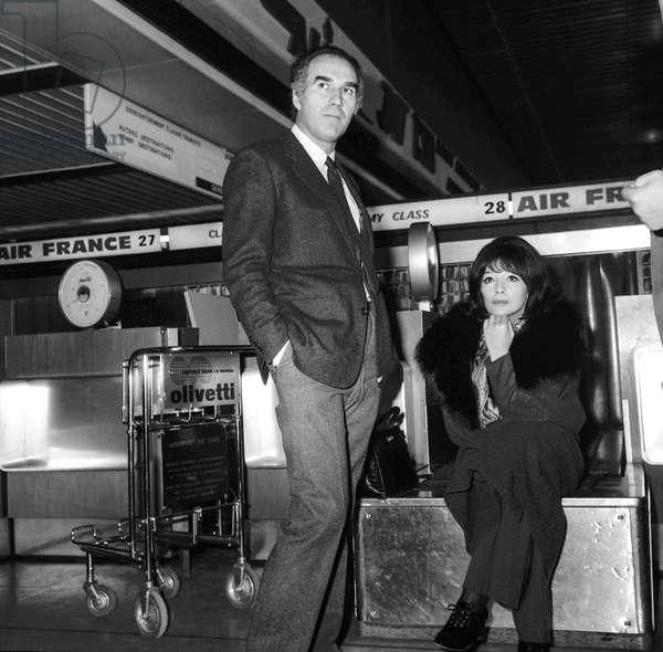 Juliette Greco et Michel Piccoli