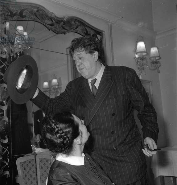 Michel Simon, 1952