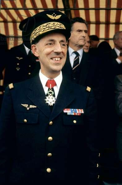 Le General Lerch 1984  (photo)
