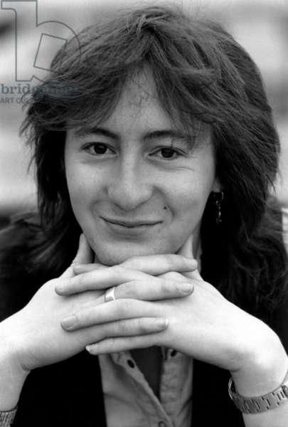 Julian Lennon, February 1985 (b/w photo)