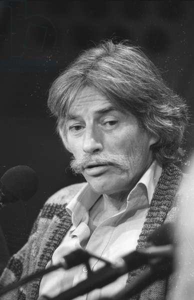 Jean Ferrat Paris, 1985