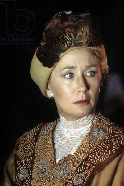 Le telefilm L'affaire Caillaux de Yannick ANDRE avec Brigitte FOSSEY 1985 (photo)