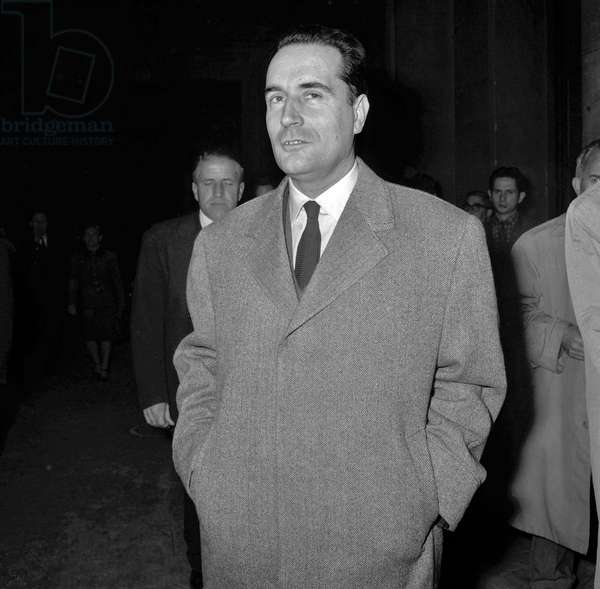 Observatoire Assassination Attempt : Francois Mitterrand, 1959