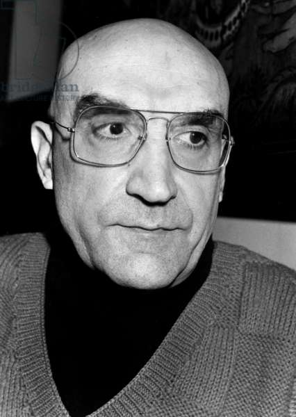 Stage Director Jacques Seiler (1928-2004) Received Theater Prize For his Direction of Play