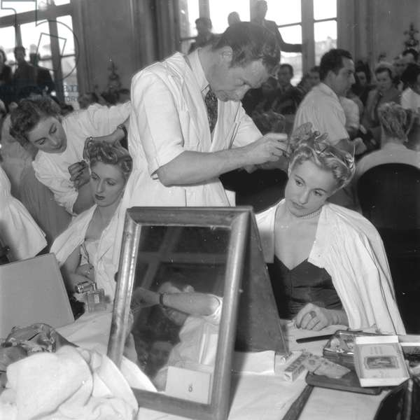 France Hairdressing Championship, 1952
