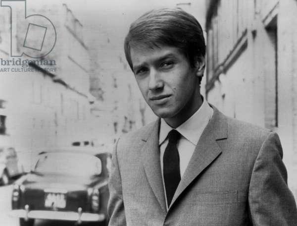 Belphegor Par Claudebarma Avec Yves Renier le 15 août 1968 (photo b/w)