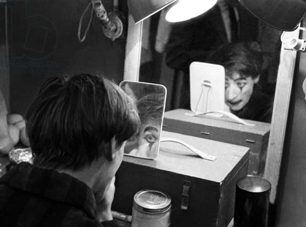 The Clown Dimitri (Dimitri Jakob Muller), 28 May 1964 (photo)