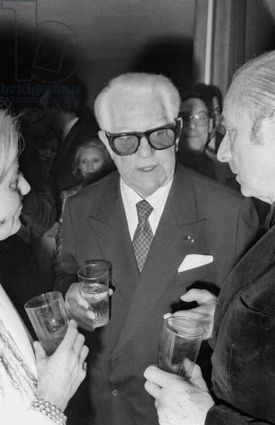 Jean Gabin (b/w photo)