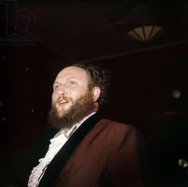 Ivan Rebroff (German Singer), 1969 (photo)