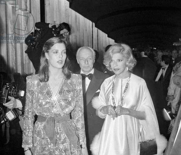 Caroline de Monaco and the Rothschild