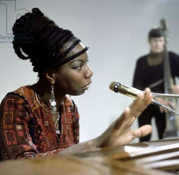 Nina Simone, c.1967 (photo)