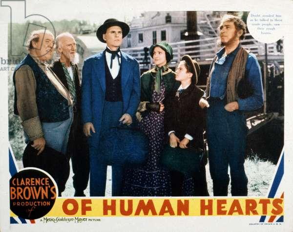 Of human hearts de ClarenceBrown 1938