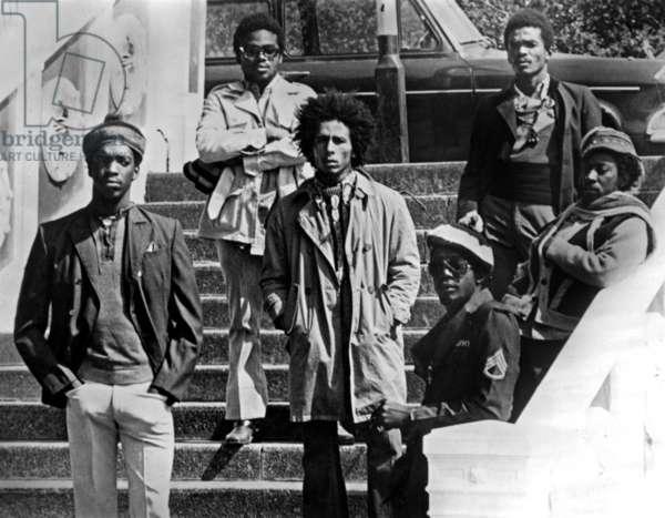 Bob Marley and the Wailers c. 1975