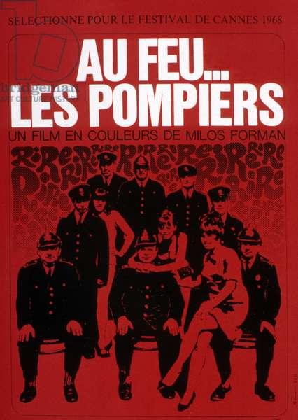 Au feu les pompiers (Hor¿, m¿ panenko) de milosForman 1967